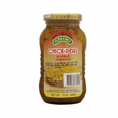 Sweet Chick Peas Small