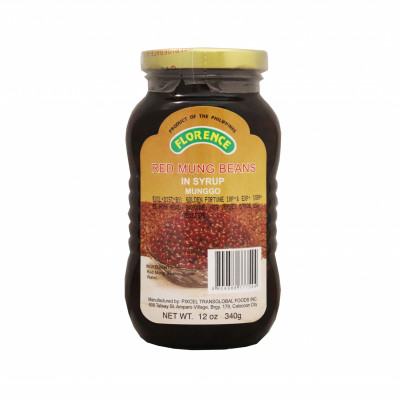 Red Mung Beans Small