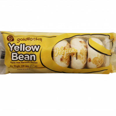 Hopia Yellow Bean