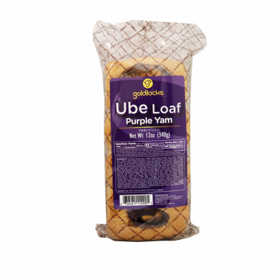 Bread-ube Loaf