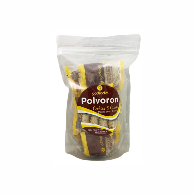 Polvoron Cookies & Cream