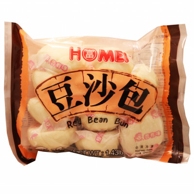 Red Bean Bun (10pcs)