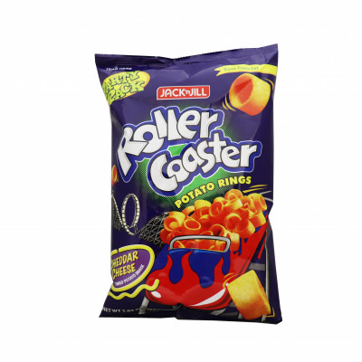 Roller Coaster Cheese Party Pack