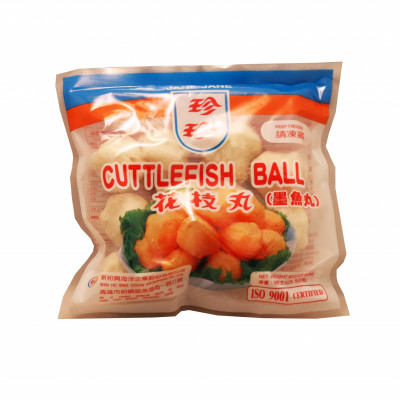 Frozen Cuttlefish Ball