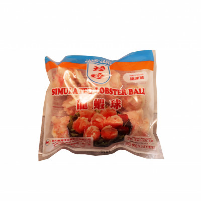 Frozen Simulated Lobster Ball