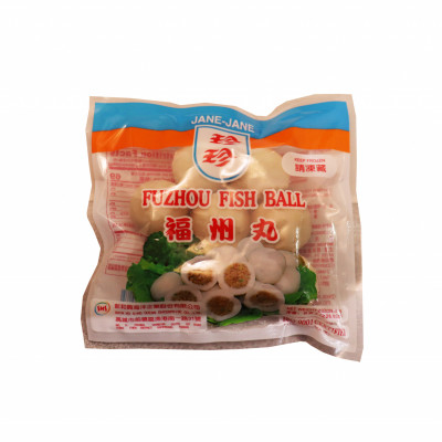 Frozen Fuzhou Fish Ball