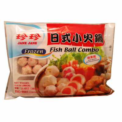 Frozen Fish Ball Combo