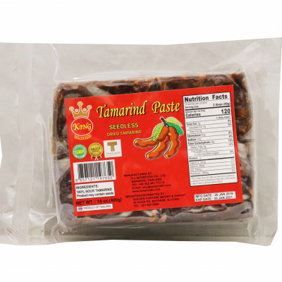 Tamarind Paste Seedless