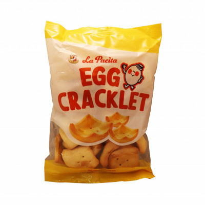 Egg Cracklet Midi Size