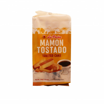 Mamon Tostado In Pack