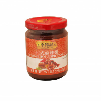 Sichuan Hot Spicy Sauce