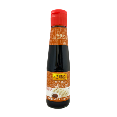 Seasoned Soy Sauce For Dumplings