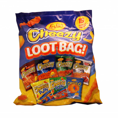 Cheezy Loot Bag