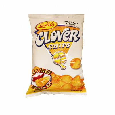 Clover Chips Chili & Cheese
