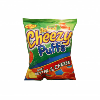 Cheezy Puff Butter Cheese