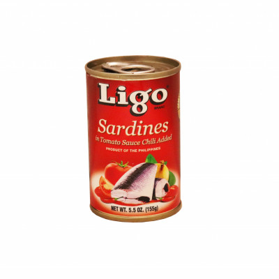 Red Sardines In Tomato Sauce (s)