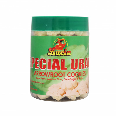 Arrowroot Cookies In Jar