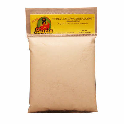 Grated Mature Coco (niyog)