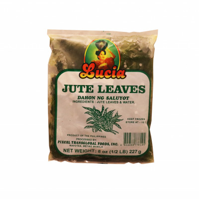 Jute Leaves (saluyot)