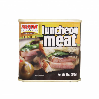 Pork Luncheon Meat Premium Quality