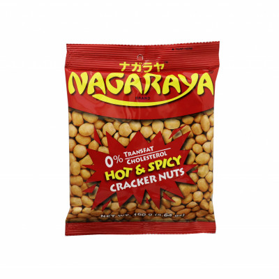 Cracker Nuts-hot &spicy