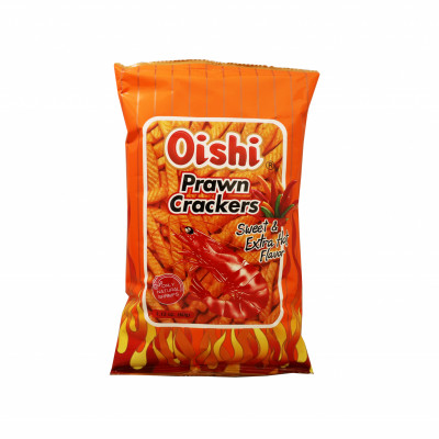 Prawn Cracker Sweet Spicy