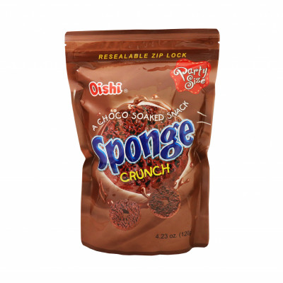 Sponge Crunch Chocolate