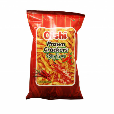 Prawn Crackers Spicy