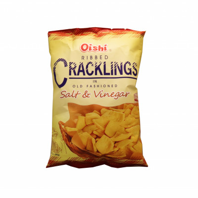 Cracklings Salt & Vinegar