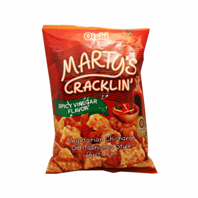 Marty's Crackling Spicy