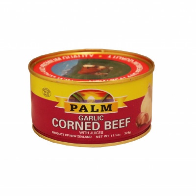 Garlic Corned Beef