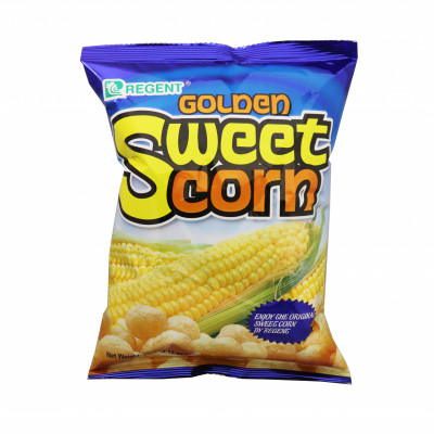 Golden Sweet Corn Snacks