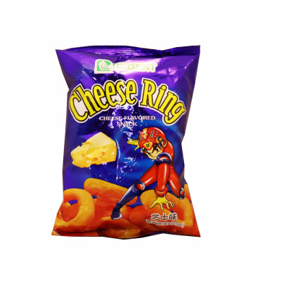 Cheese Ring Snacks