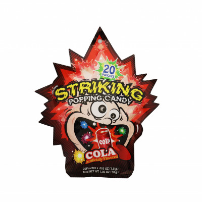 Cola Popping Candy