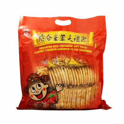 Assorted Rice Crackers Gift