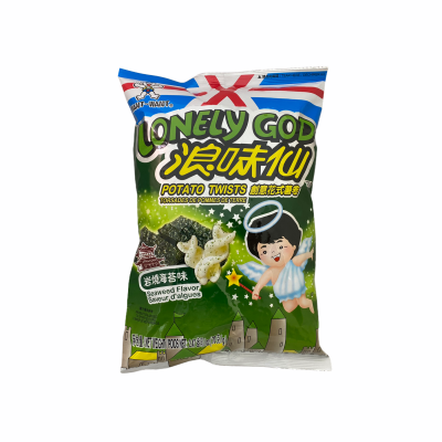Lonely God Potato Twists - Seaweed